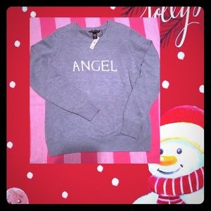 VS Angel Sweater BNWT⛄️🎄⛄️🎄